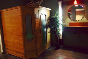 Saunas infrarouges